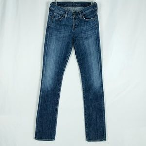 Citizens of Humanity Ava Straight Low Rise Jeans